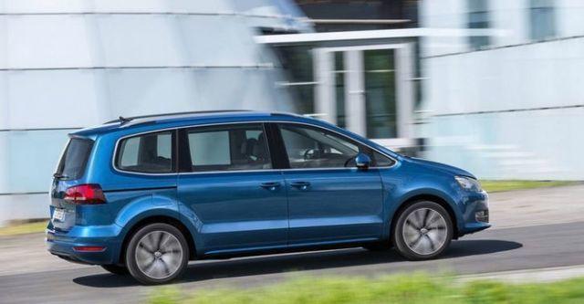 2016 Volkswagen Sharan 280 TSI BMT Trendine  第3張相片