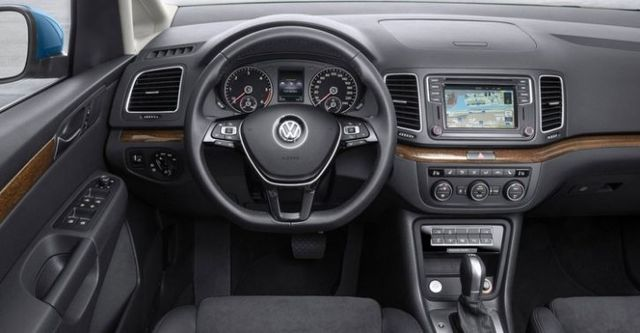 2016 Volkswagen Sharan 280 TSI BMT Trendine  第6張相片