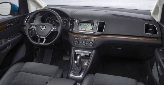 2016 Volkswagen Sharan 280 TSI BMT Trendine  第10張相片