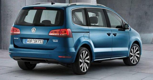 2016 Volkswagen Sharan 330 TDI BMT Highline六人座  第2張相片