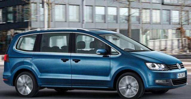2016 Volkswagen Sharan 330 TDI BMT Highline六人座  第3張相片