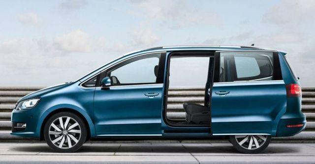 2016 Volkswagen Sharan 330 TDI BMT Highline六人座  第4張相片