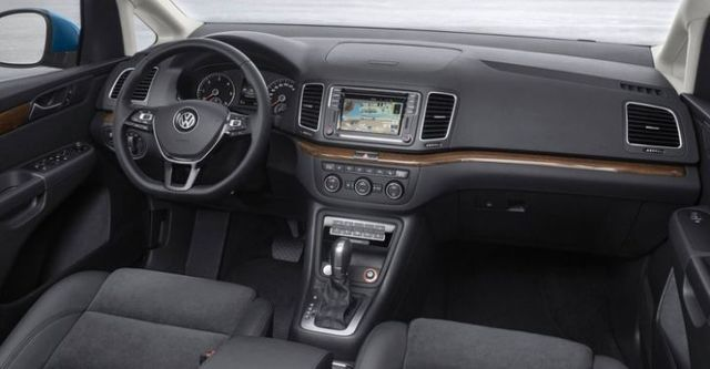2016 Volkswagen Sharan 330 TDI BMT Highline六人座  第7張相片