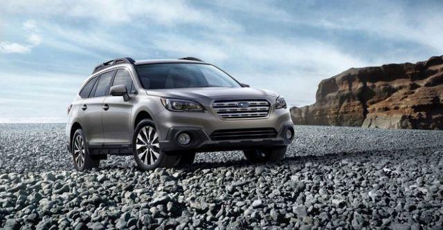 2016 Subaru Outback 2.5i  第3張相片