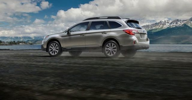 2016 Subaru Outback 2.5i  第5張相片