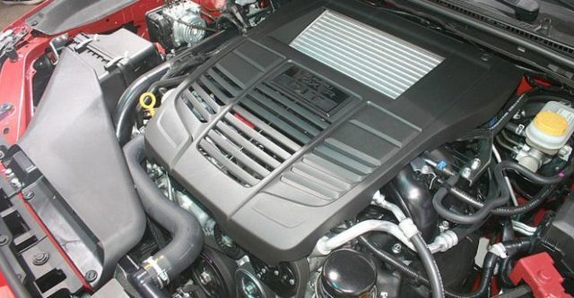 2016 Subaru WRX 2.0i Sport Lineartronic  第8張相片