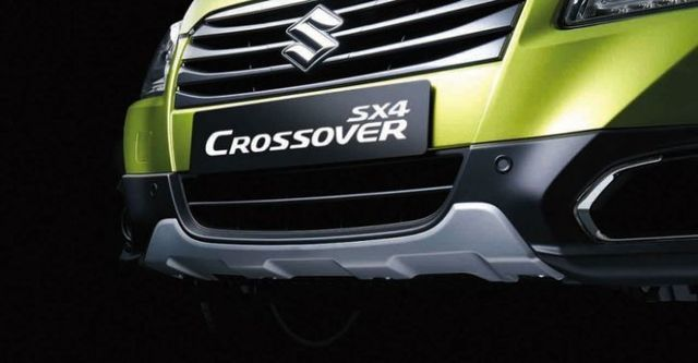 2016 Suzuki SX4 Crossover 1.6 GL Plus  第6張相片