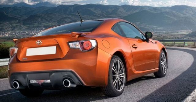 2016 Toyota 86 2.0 MT Limited  第2張相片