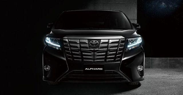 2016 Toyota Alphard Executive Lounge 3.5  第3張相片