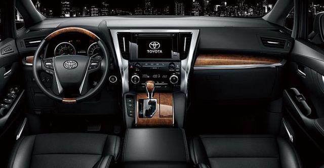 2016 Toyota Alphard Executive Lounge 3.5  第8張相片