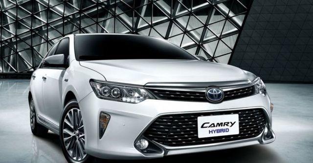 2016 Toyota Camry Hybrid尊爵  第4張相片