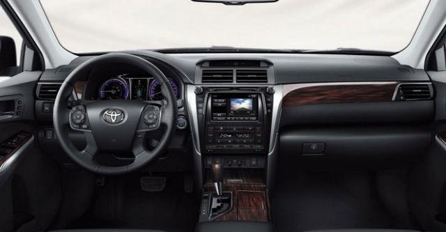 2016 Toyota Camry Hybrid尊爵  第7張相片