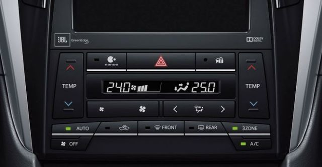 2016 Toyota Camry Hybrid尊爵  第8張相片