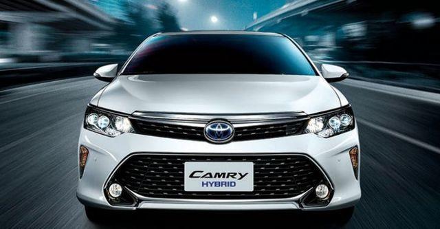 2016 Toyota Camry Hybrid旗艦  第3張相片