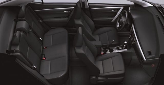 2016 Toyota Crorlla Altis 1.8雅緻版  第8張相片