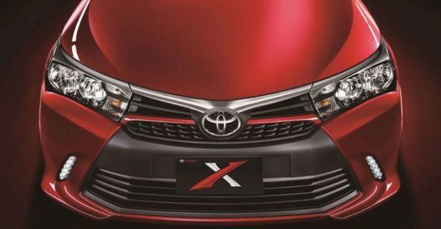 2016 Toyota Crorlla Altis X 1.8經典版  第3張相片