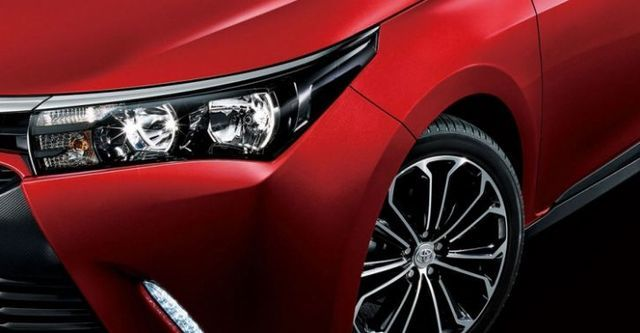 2016 Toyota Crorlla Altis X 1.8經典版  第5張相片