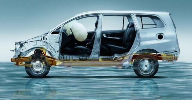 2016 Toyota Innova 2.0 E  第10張相片