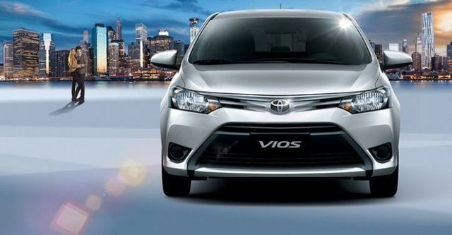 2016 Toyota Vios 1.5雅緻  第1張相片