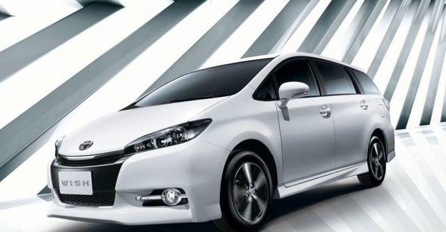 2016 Toyota Wish 2.0尊爵  第1張相片