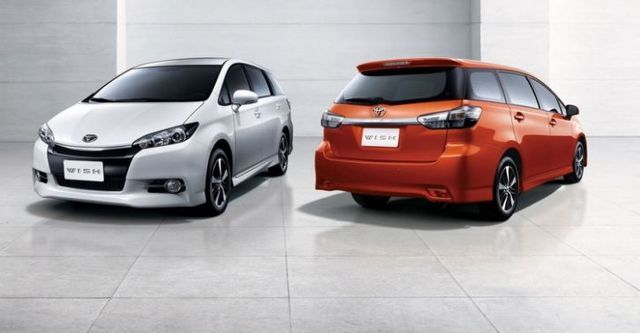 2016 Toyota Wish 2.0豪華  第3張相片
