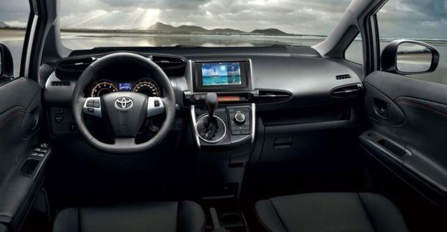2016 Toyota Wish 2.0豪華  第6張相片