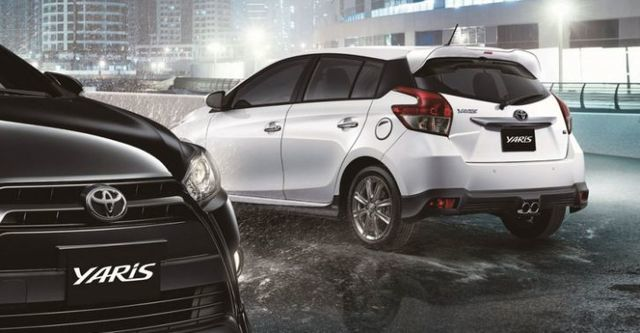 2016 Toyota Yaris 1.5經典Style+  第2張相片