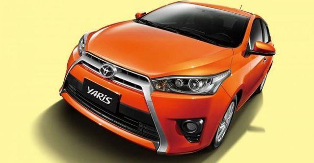 2016 Toyota Yaris 1.5豪華  第1張相片