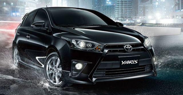 2016 Toyota Yaris 1.5豪華Style+  第1張相片