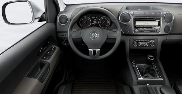 2016 Volkswagen Amarok 2.0 TDI A8  第8張相片