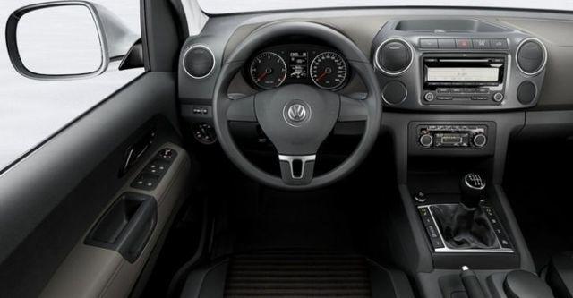 2016 Volkswagen Amarok 2.0 TDI M6  第8張相片