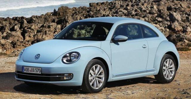 2016 Volkswagen Beetle 1.2 TSI Design  第1張相片