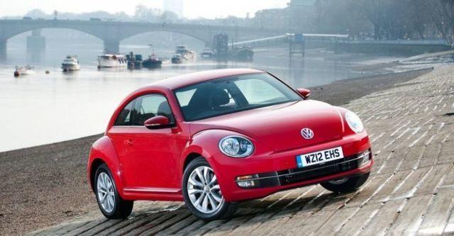 2016 Volkswagen Beetle 1.2 TSI Design  第3張相片
