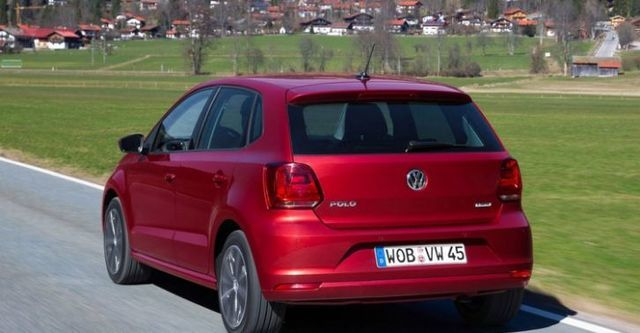 2016 Volkswagen Polo 1.6 CL  第6張相片