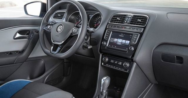 2016 Volkswagen Polo 1.6 HL  第7張相片