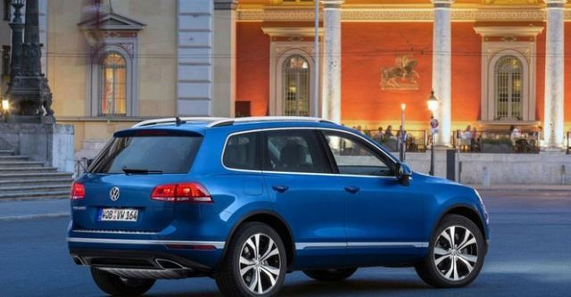 2016 Volkswagen Touareg 3.0 TDI BlueMotion  第2張相片