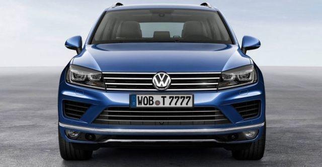 2016 Volkswagen Touareg 3.0 TDI BlueMotion  第5張相片