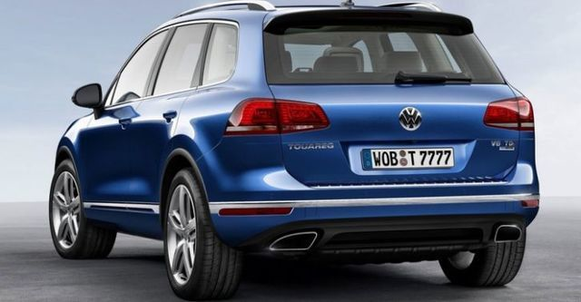 2016 Volkswagen Touareg 3.0 TDI BlueMotion R-Line  第2張相片