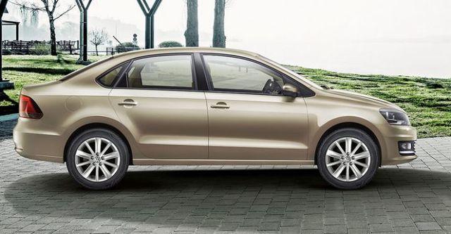 2016 Volkswagen Vento 1.6 TL  第1張相片