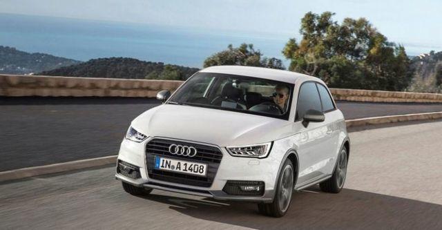 2016 Audi A1 25 TFSI  第1張相片