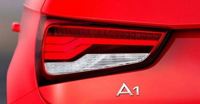 2016 Audi A1 25 TFSI  第3張相片