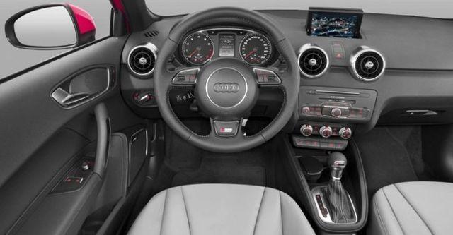 2016 Audi A1 25 TFSI  第7張相片