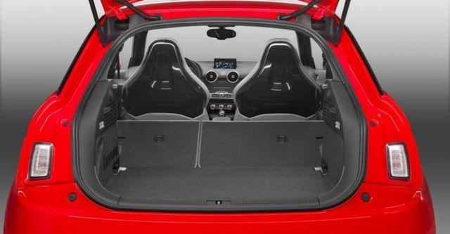 2016 Audi A1 25 TFSI  第8張相片