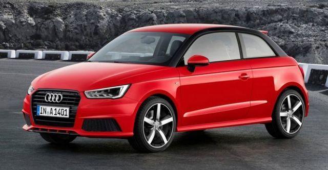2016 Audi A1 30 TFSI  第1張相片