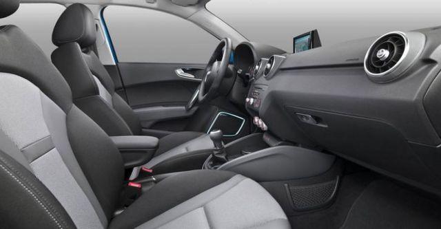 2016 Audi A1 Sportback 25 TFSI  第8張相片