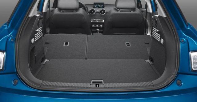 2016 Audi A1 Sportback 25 TFSI  第9張相片