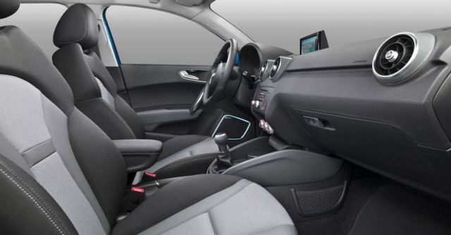 2016 Audi A1 Sportback 30 TFSI  第9張相片