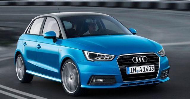 2016 Audi A1 Sportback 40 TFSI  第1張相片