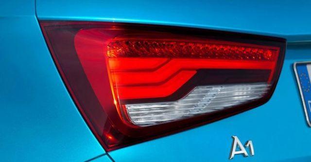 2016 Audi A1 Sportback 40 TFSI  第5張相片