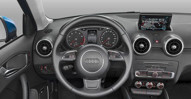 2016 Audi A1 Sportback 40 TFSI  第6張相片